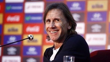 Gareca descartó marcharse a Independiente y confía en clasificar al Mundial con Perú