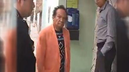 La Libertad: 'Melcochita' fue llevado a hospital por problemas en su salud