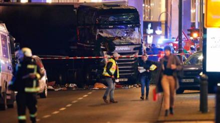 Atentado en Berlín: conductor del camión luchó con el terrorista antes de ser asesinado