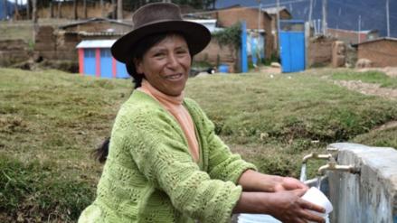 Crean programa Agua Más para rehabilitar sistemas de agua y saneamiento