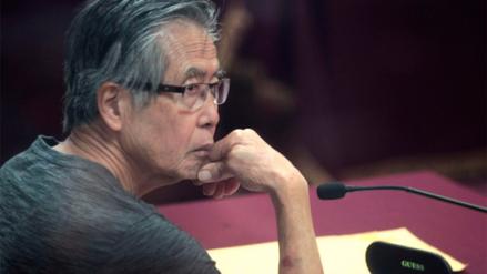 Alberto Fujimori pidió en Twitter que le reconecten la electricidad y el agua
