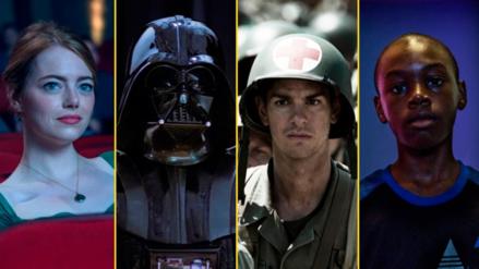 Estas son las 336 películas elegibles para los Premios Oscar 2017