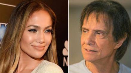 Jennifer López estrena dueto con Roberto Carlos en YouTube