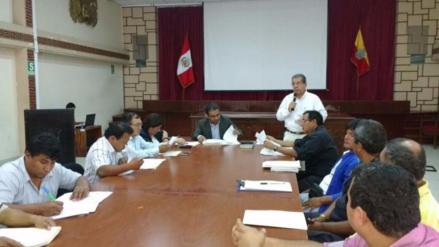 Suspenden a sindicato regional y provincial de construcción civil