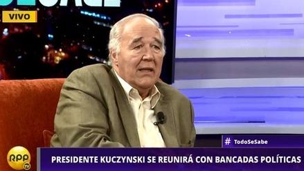 """García Belaunde: """"Proceso judicial contra Nadine Heredia está muy politizado"""""""