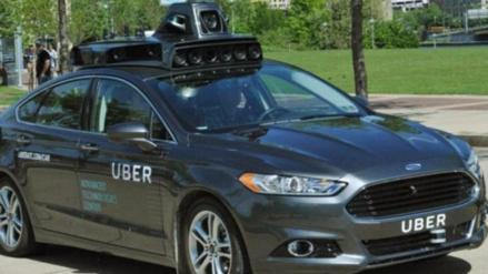 Los vehículos automáticos de Uber en San Francisco fueron retirados tras una semana