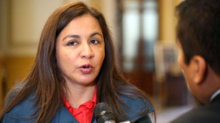 """Marisol Espinoza sobre los sobornos de Odebrecht: """"Eran un secreto a voces"""""""