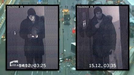 Un vídeo captó al sospechoso Anis Amri en mezquita tras el atentado de Berlín
