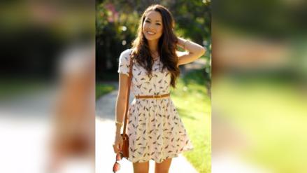 Modelos de vestidos largos para mujeres bajitas