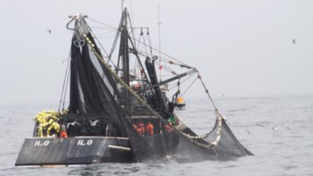 Ministerio de la Producción monitorea la pesca de anchoveta