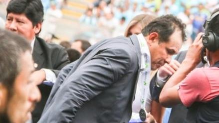 Gustavo Vivanco se disculpó con Edwin Oviedo en nombre de Juan Reynoso