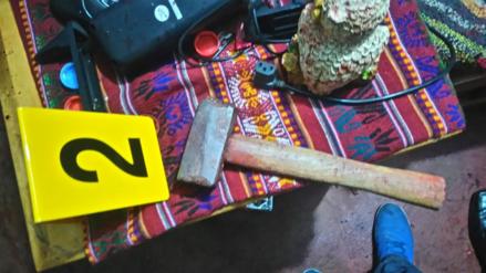 Adolescentes asesinan a su amigo con una comba al interior de su vivienda en Puno