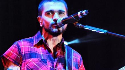 Juanes canta cover de 'Hotel California' de Eagles