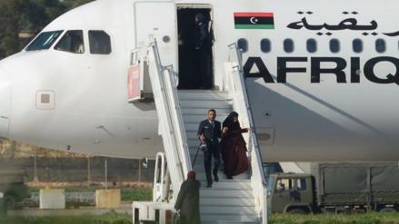 Los rehenes del avión en Malta fueron liberados y los secuestradores se entregaron
