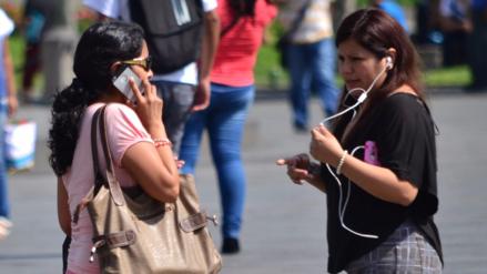 Número de llamadas a celulares crece 70% por Navidad