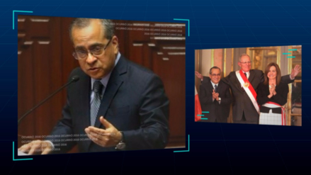 Video   Jaime Saavedra deja el Ministerio de Educación tras ser censurado