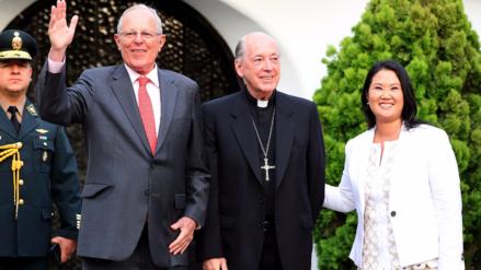"""Cipriani sobre reunión de PPK y Fujimori en su casa: """"No sean tan envidiosos"""""""