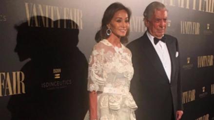Mario Vargas Llosa e Isabel Preysler se casan en 2017