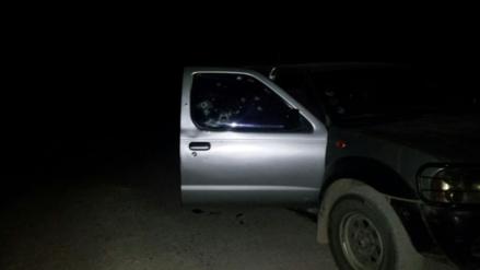 Un policía herido dejó enfrentamiento contra presuntos narcotraficantes