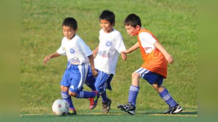 Ascope en busca de talentos del fútbol