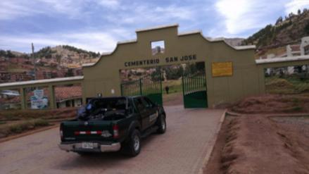 Anciano fue hallado sin vida en el cementerio de Huancaro