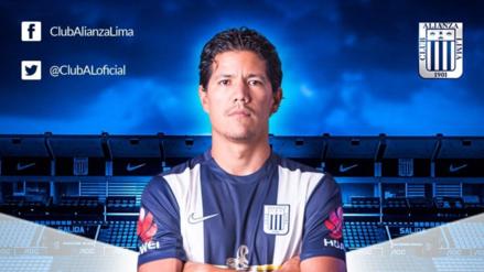 Óscar Vílchez renovó contrato con Alianza Lima y se quedará en el club