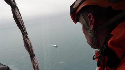Hallan la caja negra del avión militar ruso siniestrado en el mar Negro