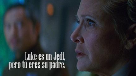 Carrie Fisher 10 Frases Memorables De La Princesa Leia