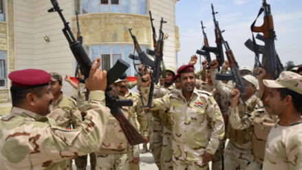 El Ejército iraquí bate a 157 miembros del Estado Islámico en Mosul