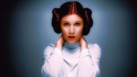 Carrie Fisher, la Princesa Leia de Star Wars, murió a los 60 años