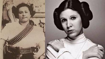 George Lucas se inspiró en México para crear el peinado de la princesa Leia