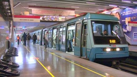 El Metro de Santiago funcionará con un 42% de energía solar