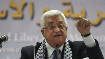 Palestina dispuesta a negociar si Israel cesa con las colonizaciones