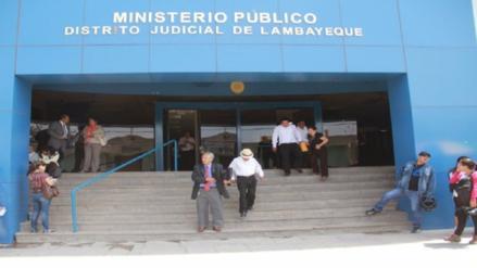 Chiclayo: trabajadores del Ministerio Público iniciarán huelga indefinida