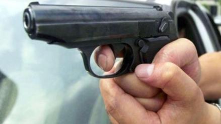 Cañete: mujer murió baleada por dos delincuentes