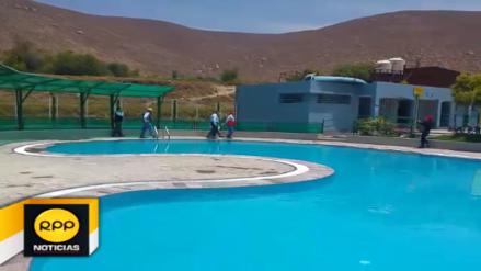 Son 43 de 76 piscinas las autorizadas para el Verano 2017 en Arequipa