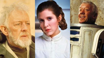 Fotos | Star Wars: los actores de la saga que fallecieron