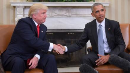 Trump pide a Obama las pruebas de la interferencia rusa en elecciones
