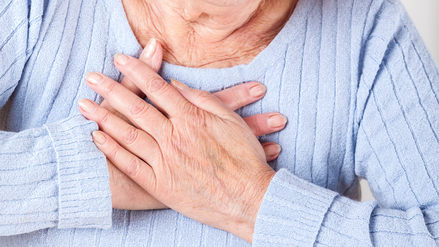 La muerte de un hijo puede desencadenar el síndrome del corazón roto