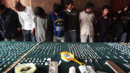 Ministerio del Interior desarticuló 39 bandas criminales este año