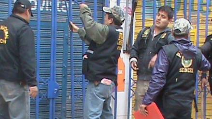 Con operativo a tiendas de celulares culmina estado de emergencia en Juliaca