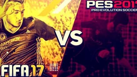 Vota | ¿PES 2017 o FIFA 17? Elige el mejor videojuego de fútbol del año