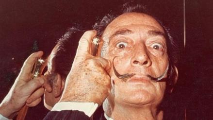 El párkinson de Dalí apareció en sus cuadros 20 años antes de su diagnóstico