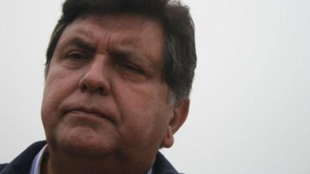 Alan García pide que se publique los nombres de los involucrados en sobornos