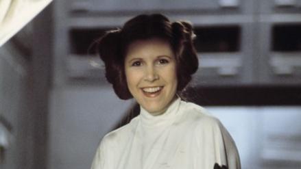 Carrie Fisher: filtran escena eliminada de Leia en el Episodio VII