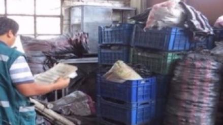 Detectan que carbón entregado para preparar alimentos del Vaso de Leche fue vendido