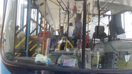 Asesinan a un policía en un asalto a un ómnibus en Los Olivos