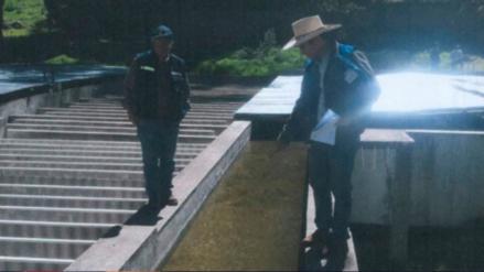 Recomiendan clausura de fuente de agua en Puquio por contaminación