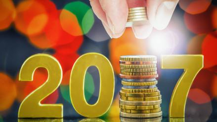12 cábalas financieras para iniciar bien el 2017