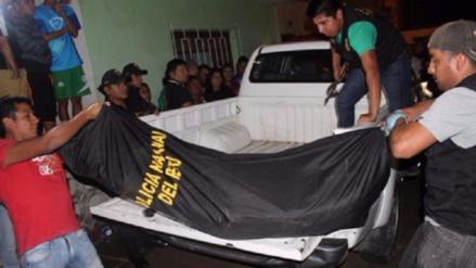 Chiclayo: asesinan a pescador de dos disparos en el distrito de Pimentel